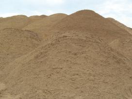 Gera kaina - smėlis, žvyras, juodžemis, skalda.!