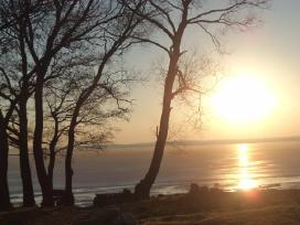 Poilsis gamtoje prie Dusios ežero
