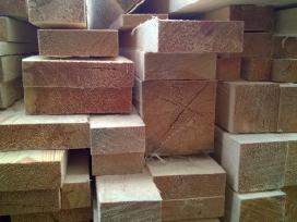 Statybinė/konstrukcinė mediena