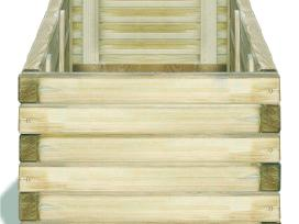Medinis Lovelis Augalams, 120 x 40 x 30 cm, vidaxl