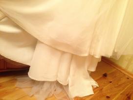 Pusta vestuvine suknele