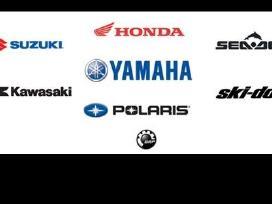Yamaha Originalios ir Neoriginalios dalys
