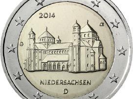 Vokietija 2 euro 2014 St. Michaels Church Adfgj