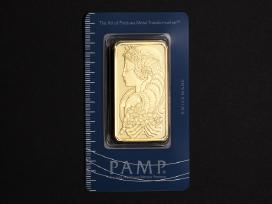 Investicinis auksas (Aukso luitai monetos)
