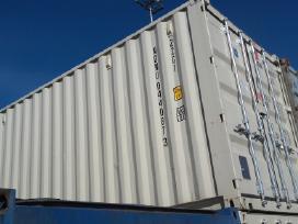 Nauji jūriniai konteineriai 6m. Vilniuje nuo 2000€