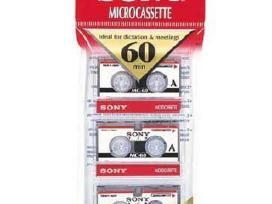 Nauja micro kasetė diktofonui Sony Mc60