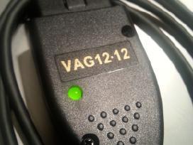 Kabelis vcds15.7.,12.12 vag com, vcds 16.8.0v