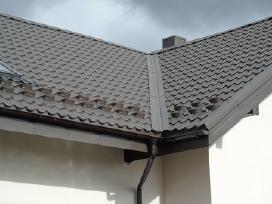 Ruukki stogo danga Klaipėdos rajone