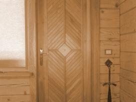 Šiltintos lauko durys