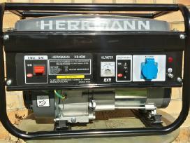 Elektros generatorius Herkmann 37kw