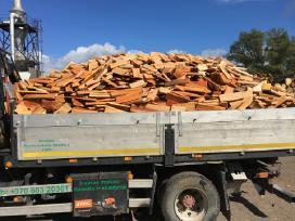 Parduodu sausas medienos atliekas (Azuolas, pusis, alksnis)
