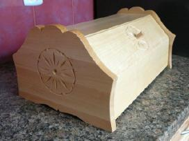 Medinė duoninė - puiki dovana bei puošmena buityje