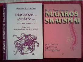 Knygos sveikatos tematika