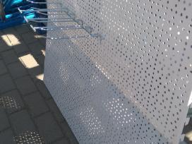 Naudotos perforuotos nugarėlės