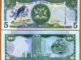 Trinidad ir Tobago 5 Dollars 2006m. P47 Unc