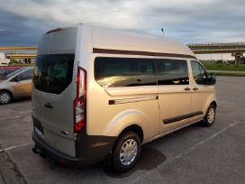 Naujų keleiviniu mikroautobusu nuoma Klaipeda