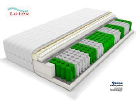 Akcija! Nauja medinė lova 140x200 tik 120eur