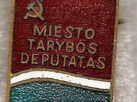 Miesto tarybos deputatas