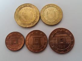 Malta rinkinukas nuo 1c iki 20c