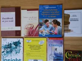 Prieš egzaminą chemija, lietuvių, matematikos užd