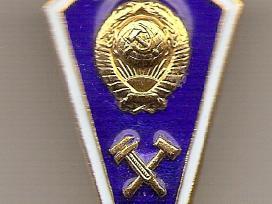 Zenkliukas prisukamas,pagamintas Maskvos monetu ka