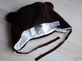 Lindex meškiuko kepurytė 46/48 5 Eur