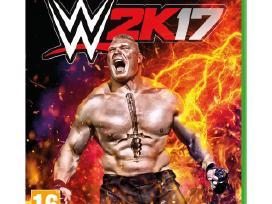 Parduodu Wwe 2k17 xbox one, Ps4, Xbox 360, PS3