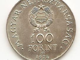 Vengrija 100 forint 1972 #598
