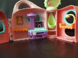 """Lavinimo žaislas-little-pet-shop """"ligoninė"""""""