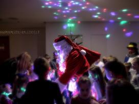 Kalėdų Senelis visoje Lietuvoje !