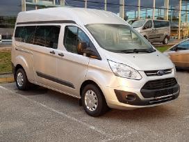 Mikroautobusų nuoma Ford Custom 2016