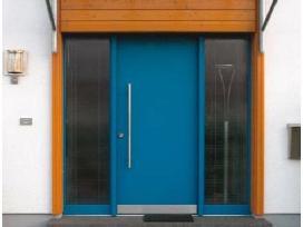 Aliuminės Sapa lauko durys