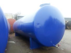 Cisternos, rezervuarai