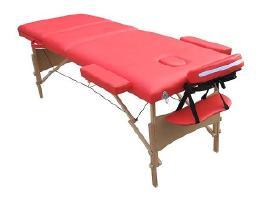 Masažinis sudedamas stalas