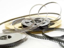 Perrašymas į dvd iš 8mm,16mm kino juostos