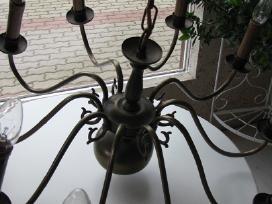 Bronzinis šviestuvas