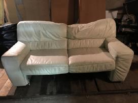 Minkštų baldų restauravimas: fotelių lovų divanų