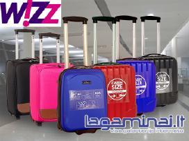 Platus lagaminų į Wizzair pasirinkimas