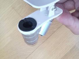 Mikroskopas telefonui