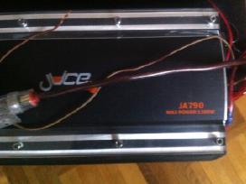 2 x mutantx + stiprintuvas+ kondensatorius + dėžė