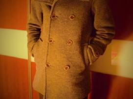 Žieminis madingas paltas Pull&bear