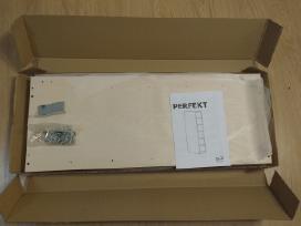 Ikea lentyna 20x92 cm iš beržo fanieros (Nauja!)