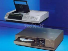 CD grotuvai Sony Marantz Denon Nakamichi Philips
