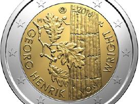 Suomija 2 euro 2016 Georg Henrik von Wright