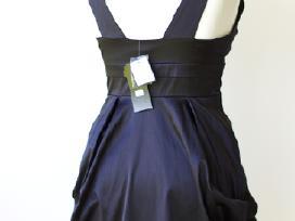 Nauja. Puošni juoda suknelė