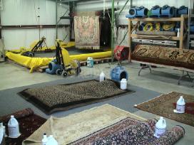Giluminis kilimų valymas