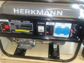 "Elektros stoteles(generatoriai)""herkmann"""