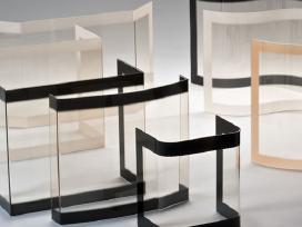 Stiklas židiniams Japoniška stiklo keramika