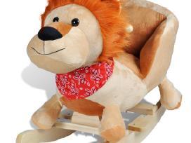 Supama Vaikiška Kėdutė Liūtas vidaxl