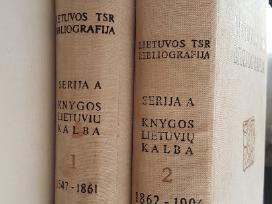 Lietuvos bibliografija